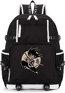 Anime Dragon Ball Z Travel Backpack Student Bag Laptop Backpack