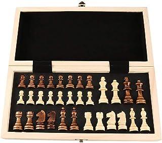 sdfghzsedfgsdfg Internationellt schackset undervisningstävling överdimensionerad schackman lyxig premium presentask massiv...