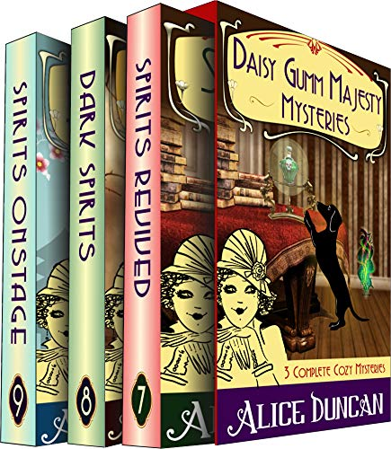 The Daisy Gumm Majesty Cozy Mystery Box Set 3 (Three Complete Cozy Mystery Novels in One): Historical Mystery (Daisy Gumm Majesty Mystery)