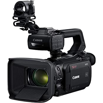 Canon XA50 Professional Camcorder, Black