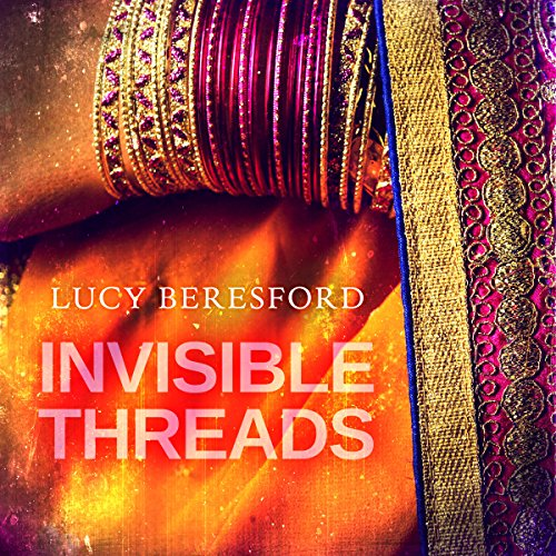 Invisible Threads audiobook cover art