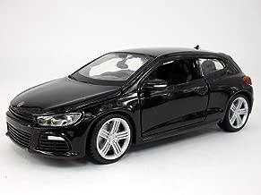 Bburago Volkswagen Scirocco R 1/24 Scale Diecast Model - Black