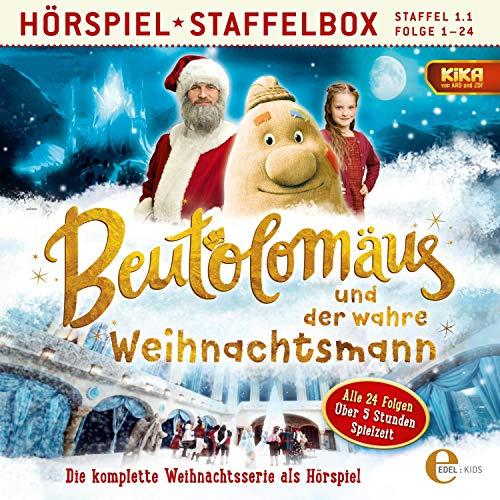 Beutolomäus und der wahre Weihnachtsmann Titelbild