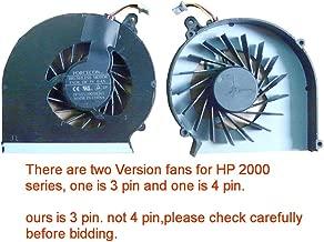 NEW FOR HP 2000-2b43dx 2000-2b28ca 2000-2b53ca series CPU Fan with grease