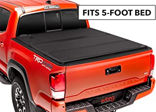 Extang Encore Soft Folding Truck Bed Tonneau Cover | 62831 | fits 2017-18 Toyota Tacoma 5' - TRD and Limited Models, no BOLT - incl. 2 keys