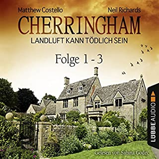 Cherringham - Landluft kann tödlich sein: Sammelband 1 (Cherringham 1-3) cover art