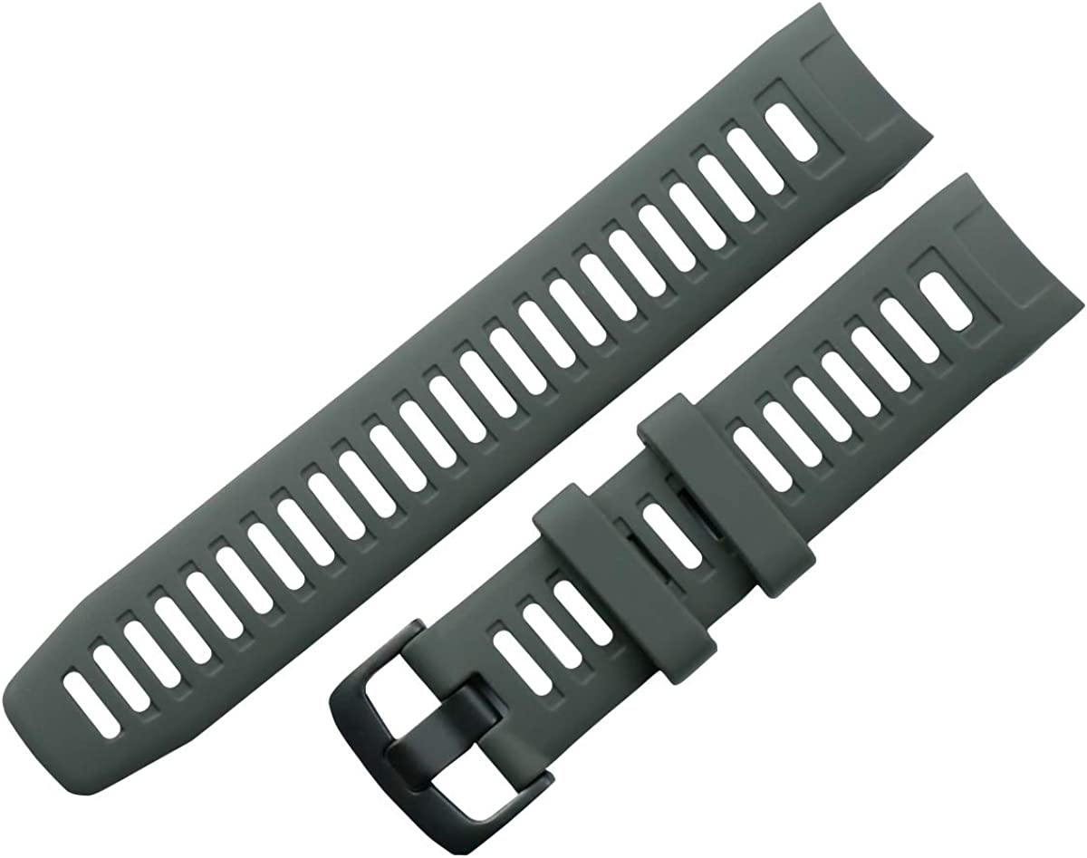 KHZBS NEW Compatible Instinct Bands Soft Silicone Sport Replac Strap 4 years warranty