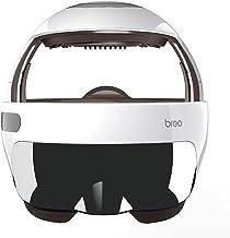 ماساژور قابل شارژ Breo iDream5 قابل شارژ ، ماساژور برقی 2-1 در چشم ماساژور با گرما ، فشرده سازی هوا ، کنترل برنامه برای رفع فشار روانی
