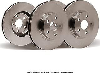 (Front+Rear Rotors)(OE SPEC)(Perfect-Series) 4 Disc Brake Rotors(5lug)
