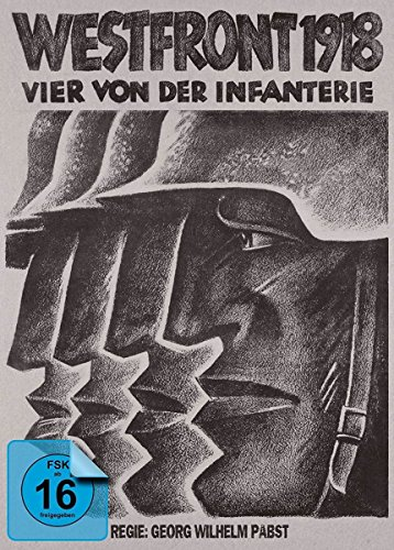 Westfront 1918: Vier von der Infanterie - Limited Mediabook, restaurierte Fassung (Blu-ray + DVD)