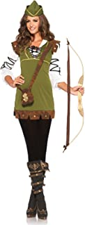 Women's Classic Robin Hood Costume