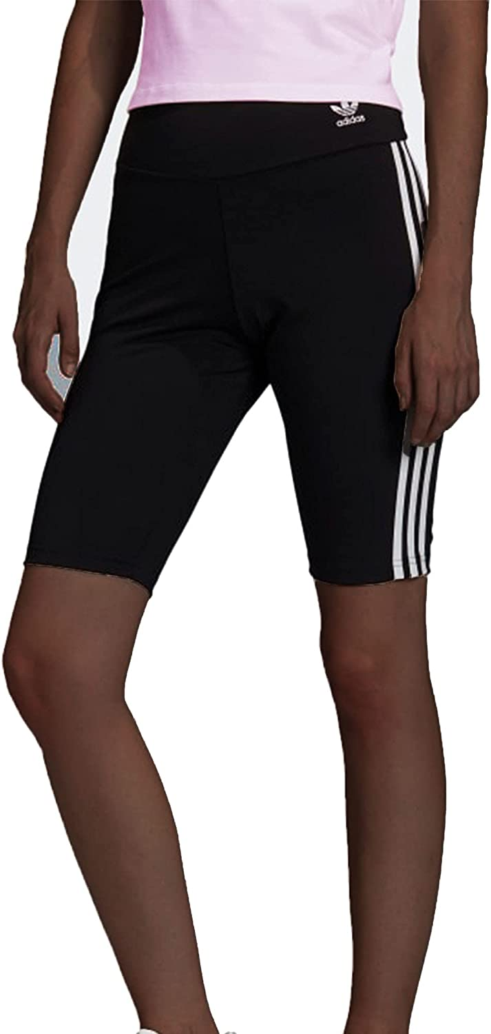 adidas Women's Must Haves 3-Stripes Short Tights