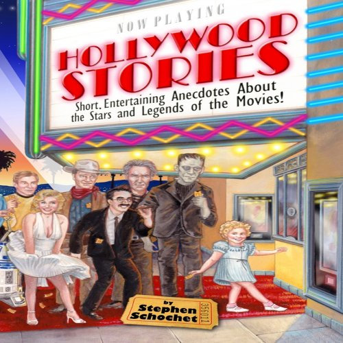 Hollywood Stories audiobook cover art