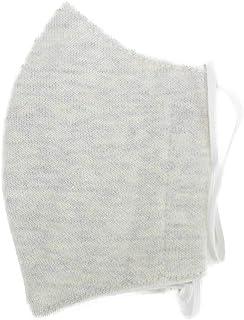 日本製 洗える コットンマスク 裏地ガーゼ風 洗濯可