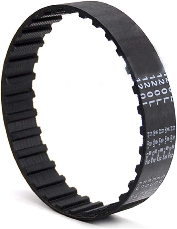SHENYI Professional 1Pcs 250L-277L Timing Belt Black Rubber Clos