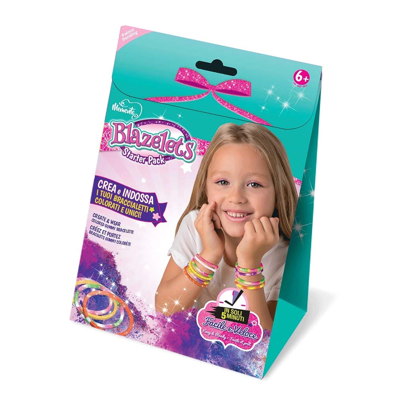 Rocco Toys Blazelets Kit, Colour Purple, MMBLZ102 niophx6314203