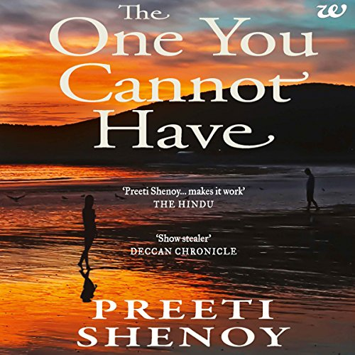 The One You Cannot Have audiobook cover art