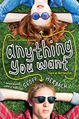 Anything You Want Kindle Edition