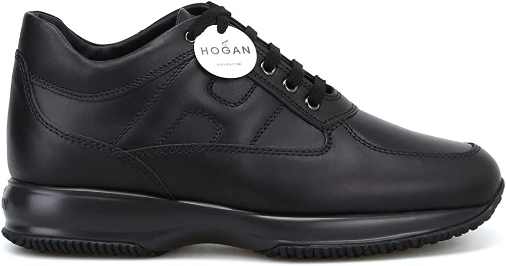 Hogan interactive nere, uomo. hog-hxm00n00010klab999
