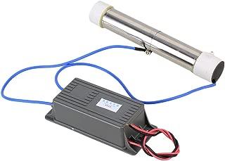 RDEXP AC110V 3 G/Hr Quartz Tube Ozone Generator for Air Water Purfier with 220 x 35mm Tube
