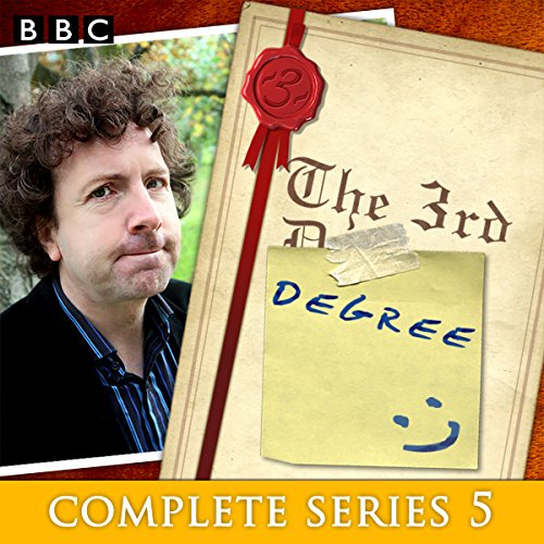 The 3rd Degree: Complete Series 5 audiobook cover art