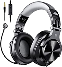 OneOdio Computer Headsets with Mic - Wired Over Ear PC Headphones with In-Line Control Mute & Detachable Microphone for Zo...