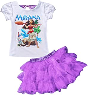 Best moana birthday party outfits Reviews