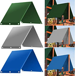 SEVENMORE Playground Replacement Canopy, 52