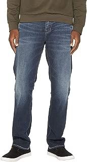 Silver Jeans Co. Men's Grayson Easy Fit Straight Leg Jeans