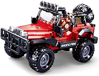 Sluban M38-B0816 Jeep 253 Pieces