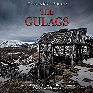 The Gulags audiobook cover art