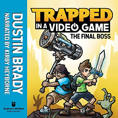 The Final Boss: Trapped in a Video Game, Book 5