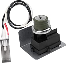 GasSaf Igniter Kit Replacement for Weber 91360 Spirit E-310, E-320 200, E-210, Spirit 300, and More Gas Grills (2009-2012) ,with Side-Control Panel (2 Outlet)