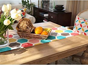 Royare Elegant Design Table Cloth Long Tablecloth Modern Simple Fashion Upscale Living Room Kitchen Restaurant Hotel Home ...