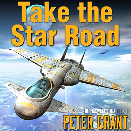 Take the Star Road  audiobook cover art