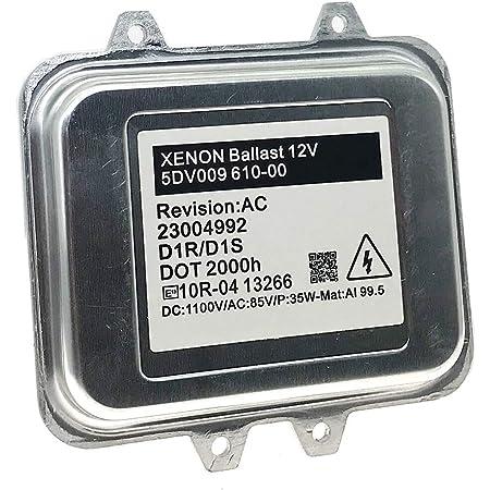 Hella Germany 5DV 009 610-00 Ballast Xenon HID Headlight Unit Module OEM NEW