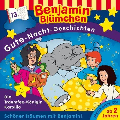 Die Traumfee-Königin Karolila audiobook cover art
