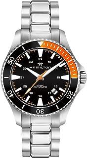 Hamilton H82305131 Silver 40mm Stainless-Steel Khaki Navy Scuba Auto Mens Watch