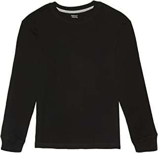 French Toast Men's Long Sleeve Solid Thermal