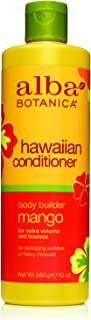Alba Botanica Body Builder Mango Hawaiian Conditioner, 12 oz.