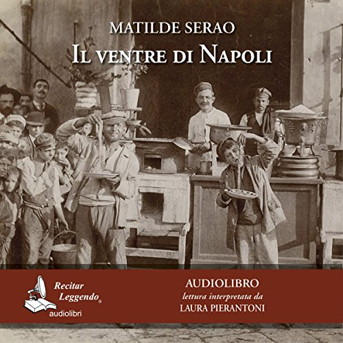 Il ventre di Napoli audiobook cover art