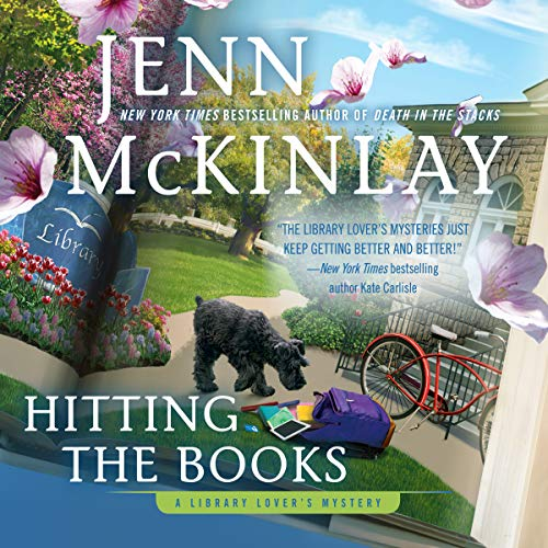 Hitting the Books                   By:                                                                                                                                 Jenn McKinlay                               Narrated by:                                                                                                                                 Allyson Ryan                      Length: 6 hrs and 48 mins     95 ratings     Overall 4.6
