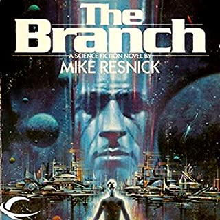 The Branch audiobook cover art