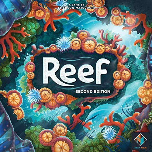 Reef (2nd Edition) Board Game