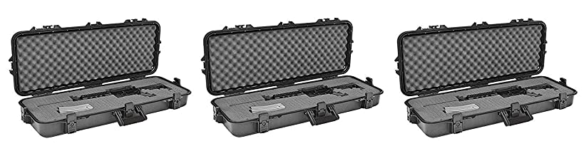 Plano All Weather Tactical Gun Case, 42-Inch (Pack of 3)