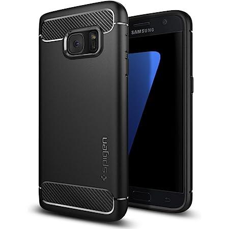 Spigen Rugged Armor Designed for Samsung Galaxy S7 Case (2016) - Black