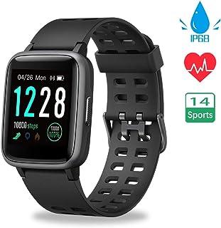 Smartwatch, Reloj Inteligente Impermeable IP68 Pulsera