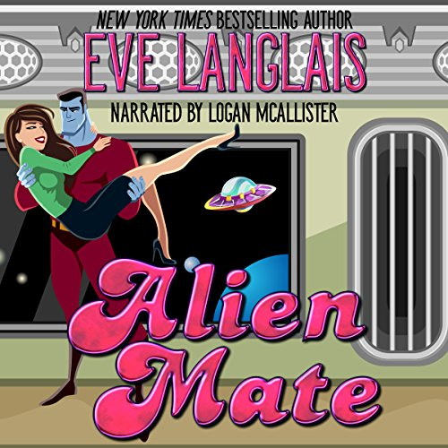 Alien Mate audiobook cover art