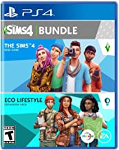 The Sims 4 Plus Eco Lifestyle Bundle - PlayStation 4