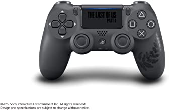 Control Inalámbrico DualShock 4 - The Last of Us II - PlayStation 4 Special Limited Edition